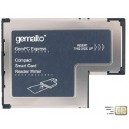 Lettore di schede Chip GEMALTO ID Bridge CT-510 EXPRESS CARD